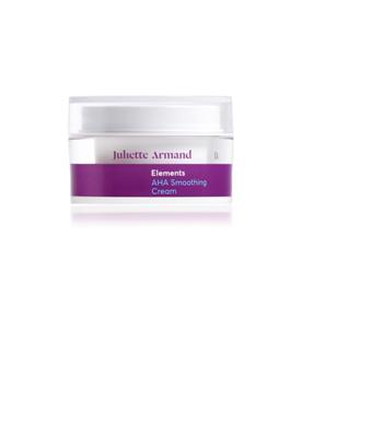 AHA Smoothing Cream, Juliette Armand Κρέμα ανανέωσης προσώπου με AHA για όλους τους τύπους δέρματος.