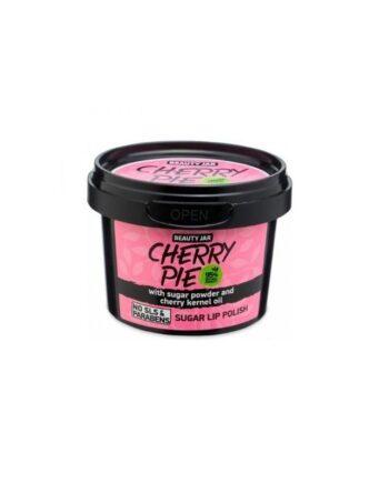 """Απαλό Peeling Χειλιών """"Cherry Pie"""", Beauty Jar"""