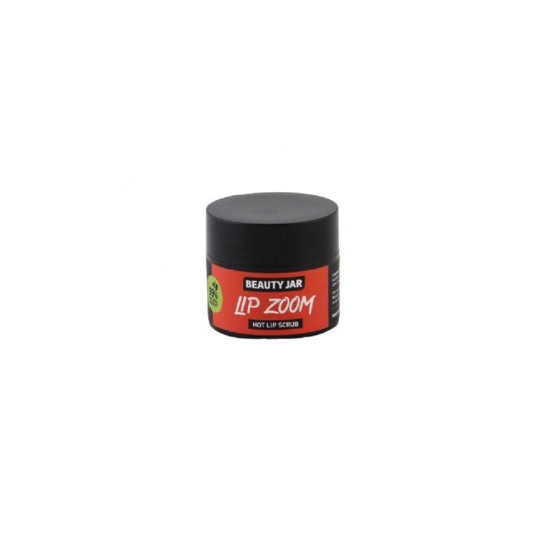 """Ζεστό Scrub Χειλιών """"Lip Zoom"""", Beauty Jar"""