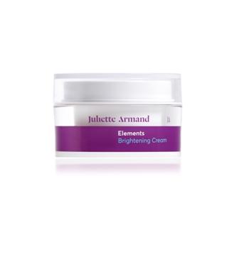 Brightening Cream, Juliette Armand Κρέμα που προσφέρει φωτεινότητα και λάμψη σε δέρματα με μελάγχρωση και κηλίδες.