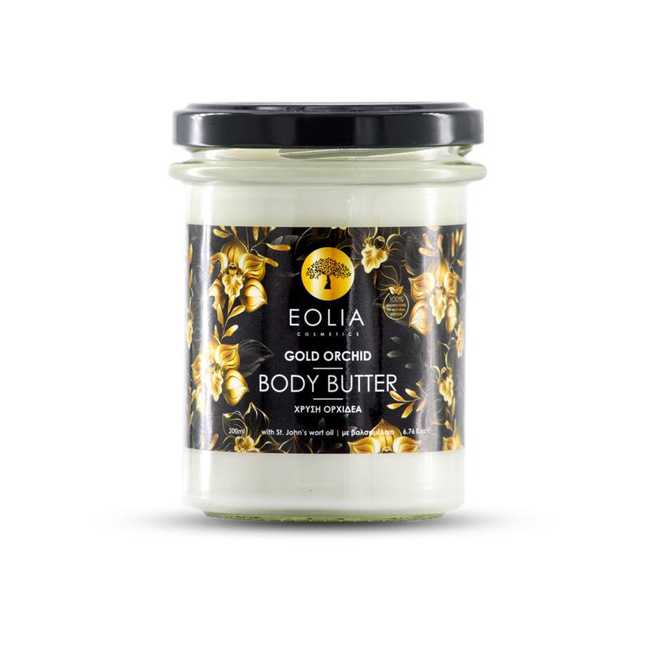 Βούτυρο Σώματος Χρυσή Ορχιδέα, Eolia Cosmetics