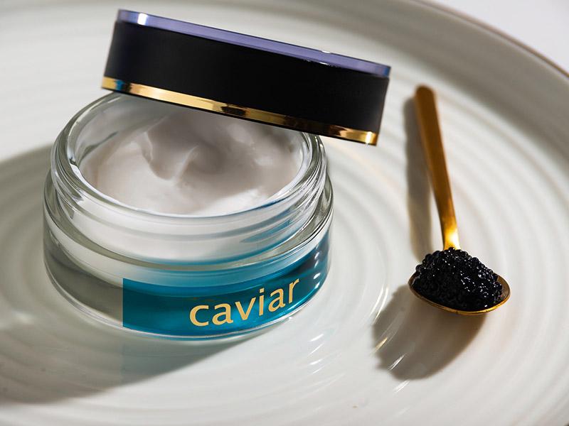 Κρέμα Προσώπου με εκχύλισμα χαβιάρι από οξύρρυγχο. 24h Luxury Skin Caviar Cream, Olive Touch