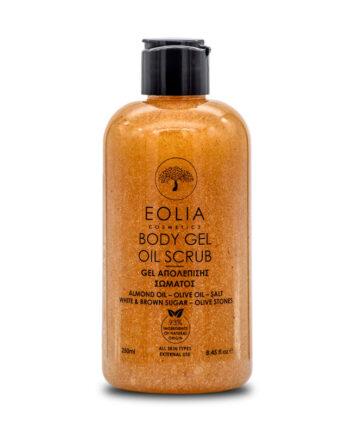 Gel απολέπισης σώματος Eolia Cosmetics