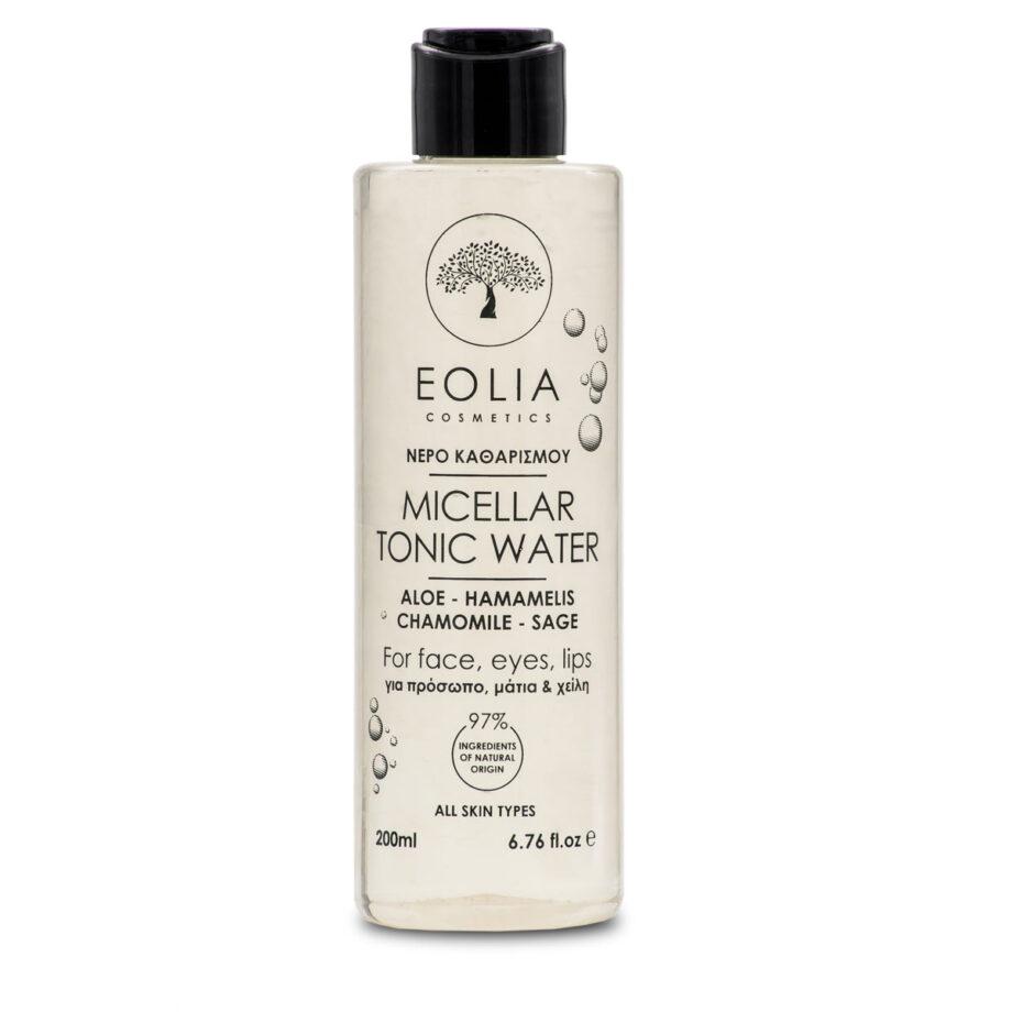 Micellar Tonic Water, Eolia Cosmetics
