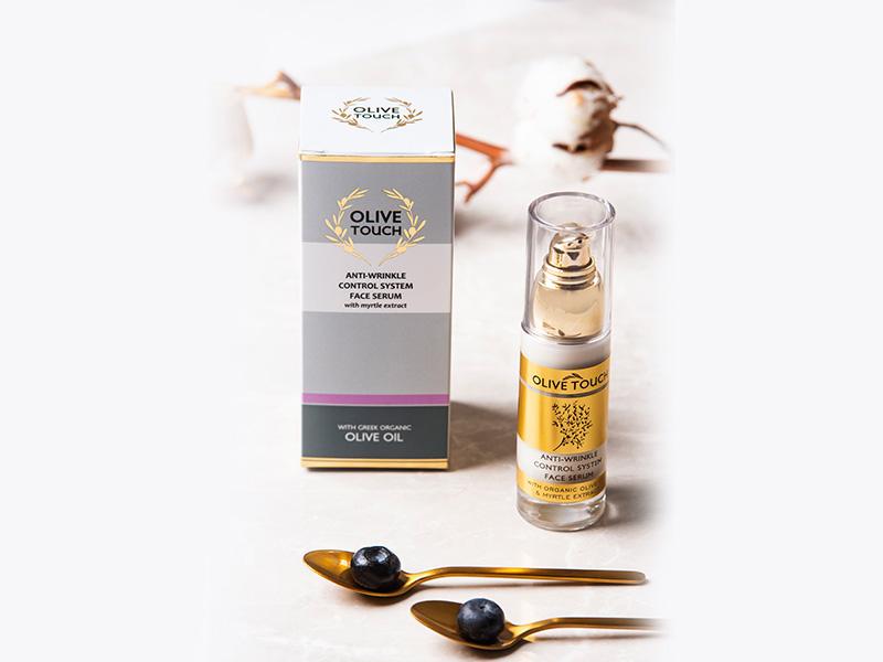 Ορός Προσώπου με εκχύλισμα χαβιάρι από οξύρρυγχο. Advanced Caviarlift Face Serum, Olive Touch