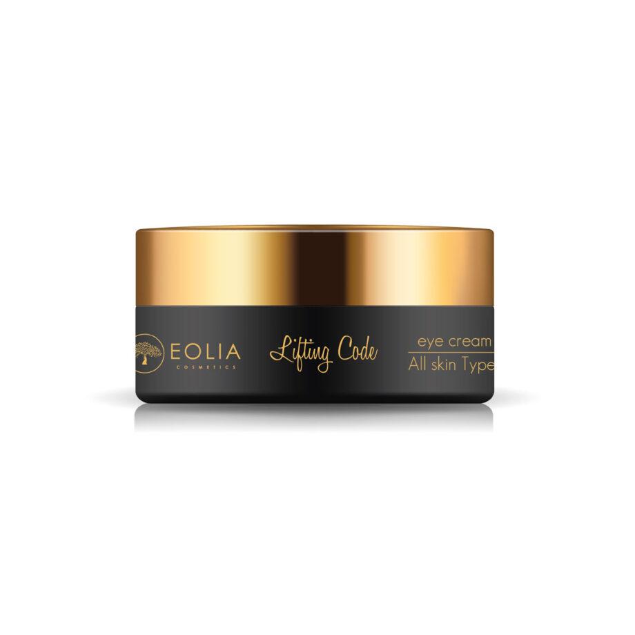 Lifting Code Κρέμα Ματιών, Eolia Cosmetics