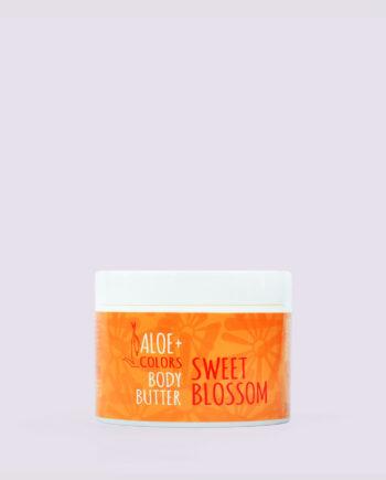 Body Butter Sweet Blossom Aloe+Colors με υπέροχο άρωμα vanilla-πορτοκάλι