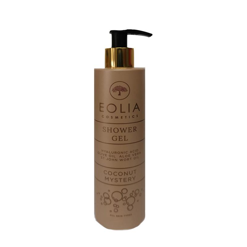 Αφρόλουτρο 'Coconut Mystery', Eolia Cosmetics. Με τροπικό και μυστηριώδες άρωμα καρύδας
