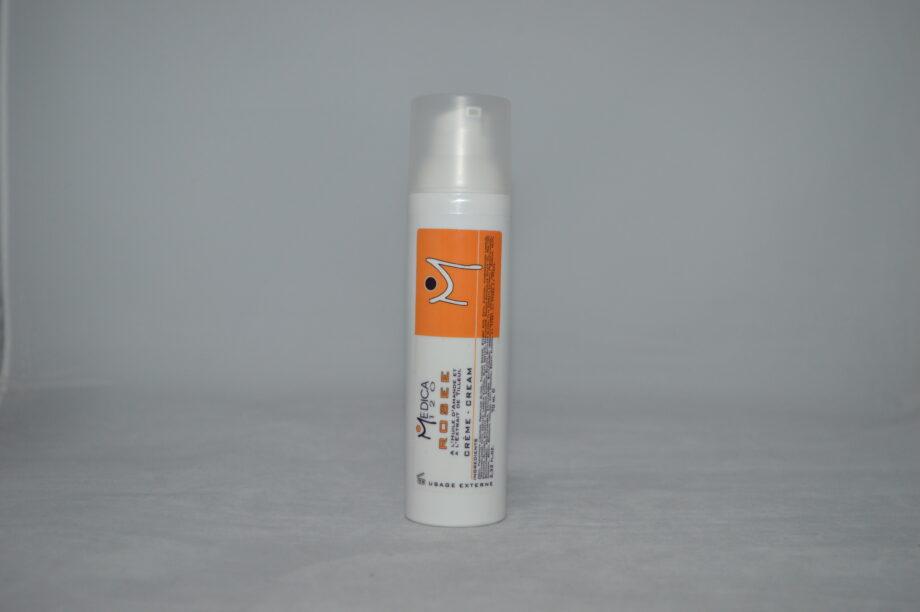 Ενυδατική κρέμα με χρώμα για ελαφριά κάλυψη για κάθε ηλικία και τύπο δέρματος Creme de jour Rosee Medica120