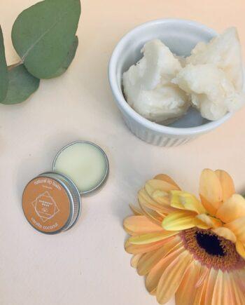 Φυσικό balm χειλιών με γεύση από εκχύλισμα βανίλιας και καρύδα. Natural Lip Balm Vanilla & Coconut – Harmony Muse