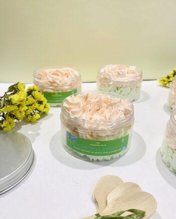 Mους σαπουνιού και ξυριστική κρέμα σώματος. TinkerBell Glaze Mousse Soap – Harmony Muse