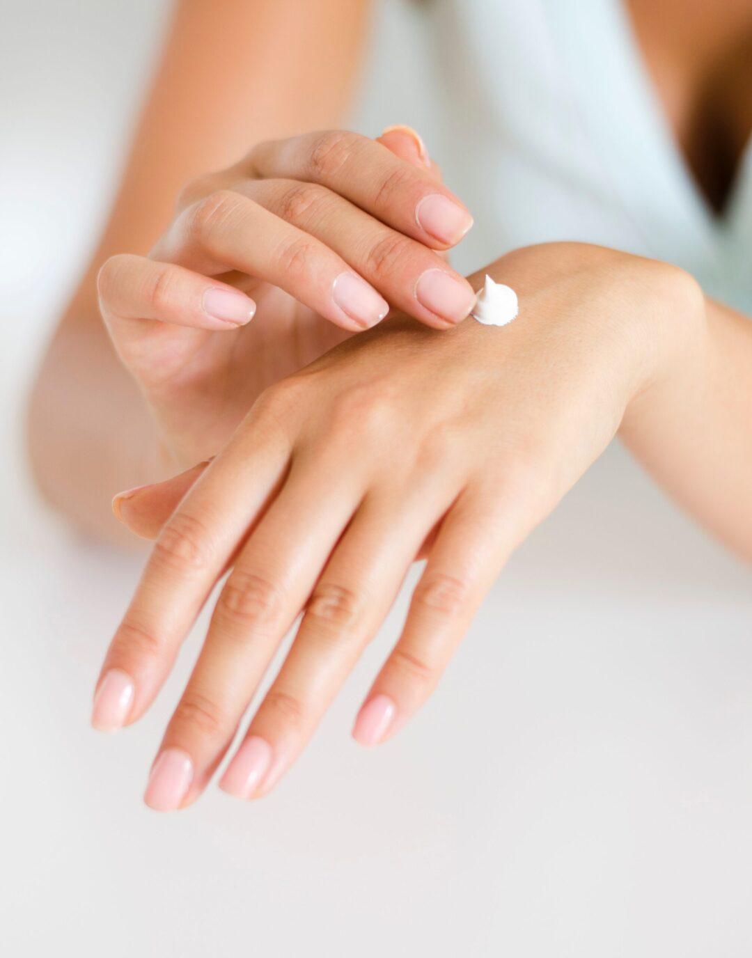 Διατηρώ την επιδερμίδα των χεριών μου υγιή και νεανική!